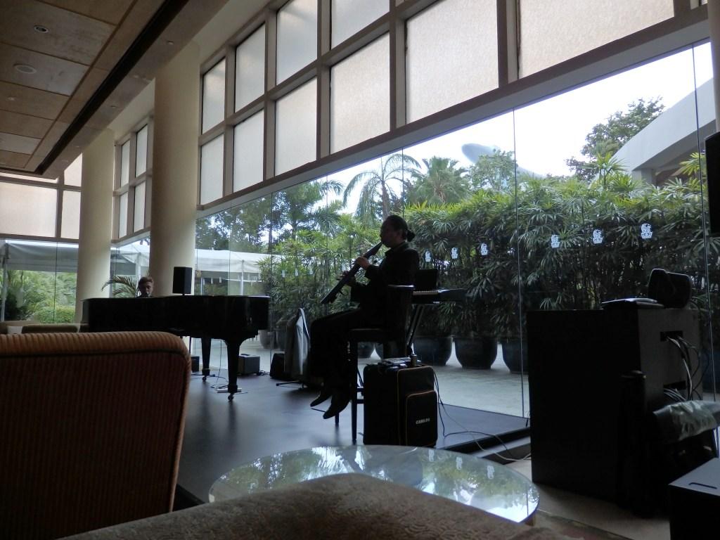 リッツカールトンシンガポール