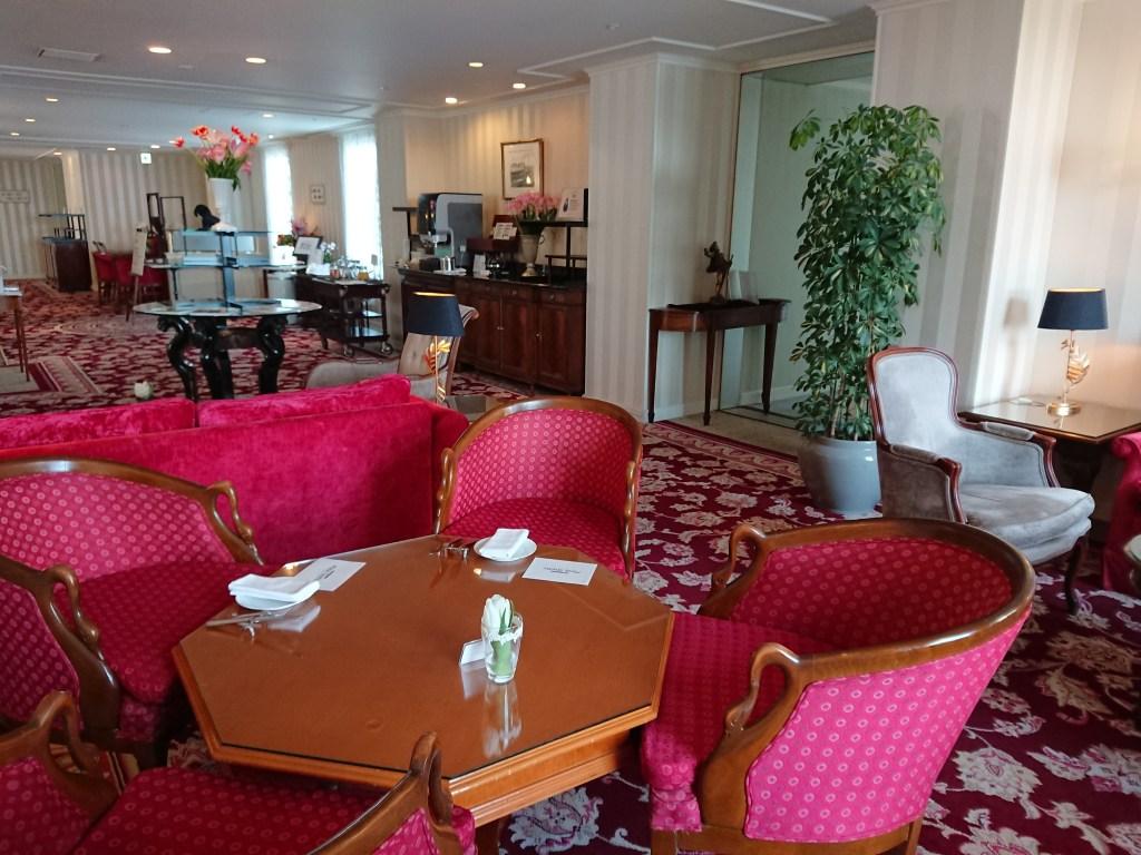 ホテルアムステルダムのクラブフロア