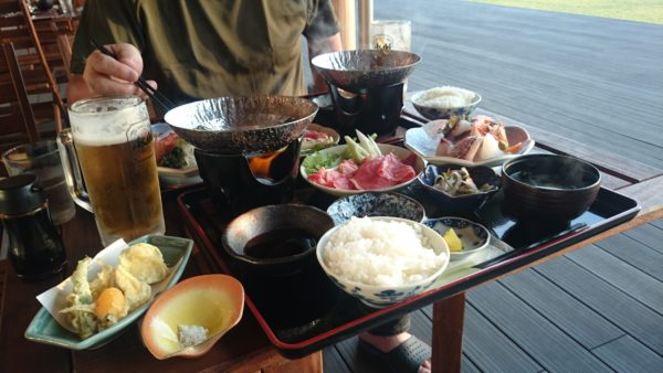 道の駅阿武町 レストラン