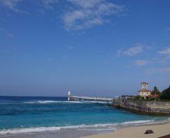 ブセナ海中展望塔