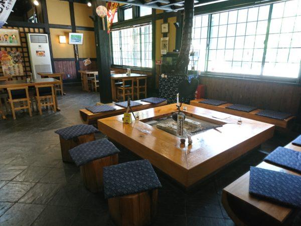 道の駅矢田川 食事処