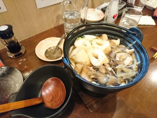 酒処 和ん きりたんぽ いろり鍋