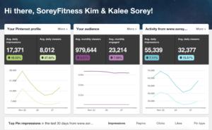 Pinterest Tools to Grow a Huge Following- Pinterest Analytics