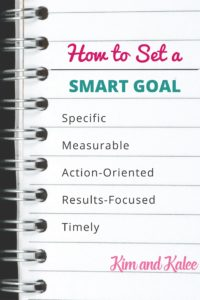Our Fail-Proof Guide to Goal Setting