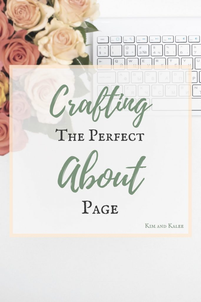 About Page and 3 Pages
