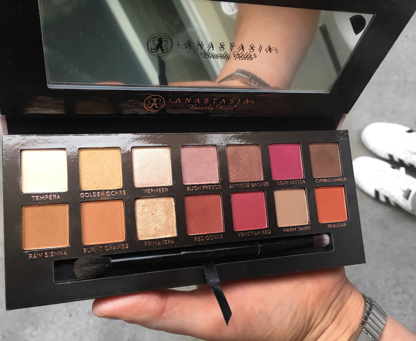 ABH Modern Renaissance Palette: Review & Thoughts