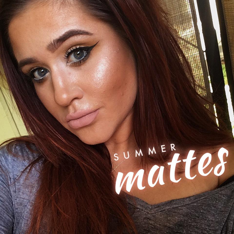 Summer Mattes   Kim&Makeup
