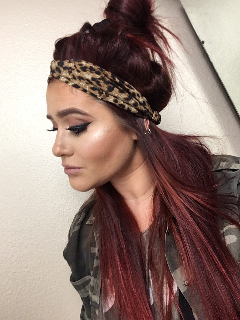 Chelsea Houska Inspired Simple Makeup