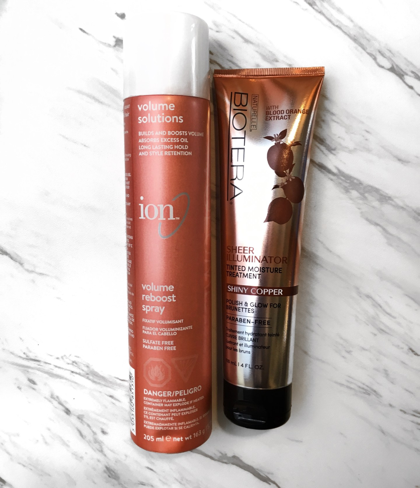 Trying New Hair Care Products
