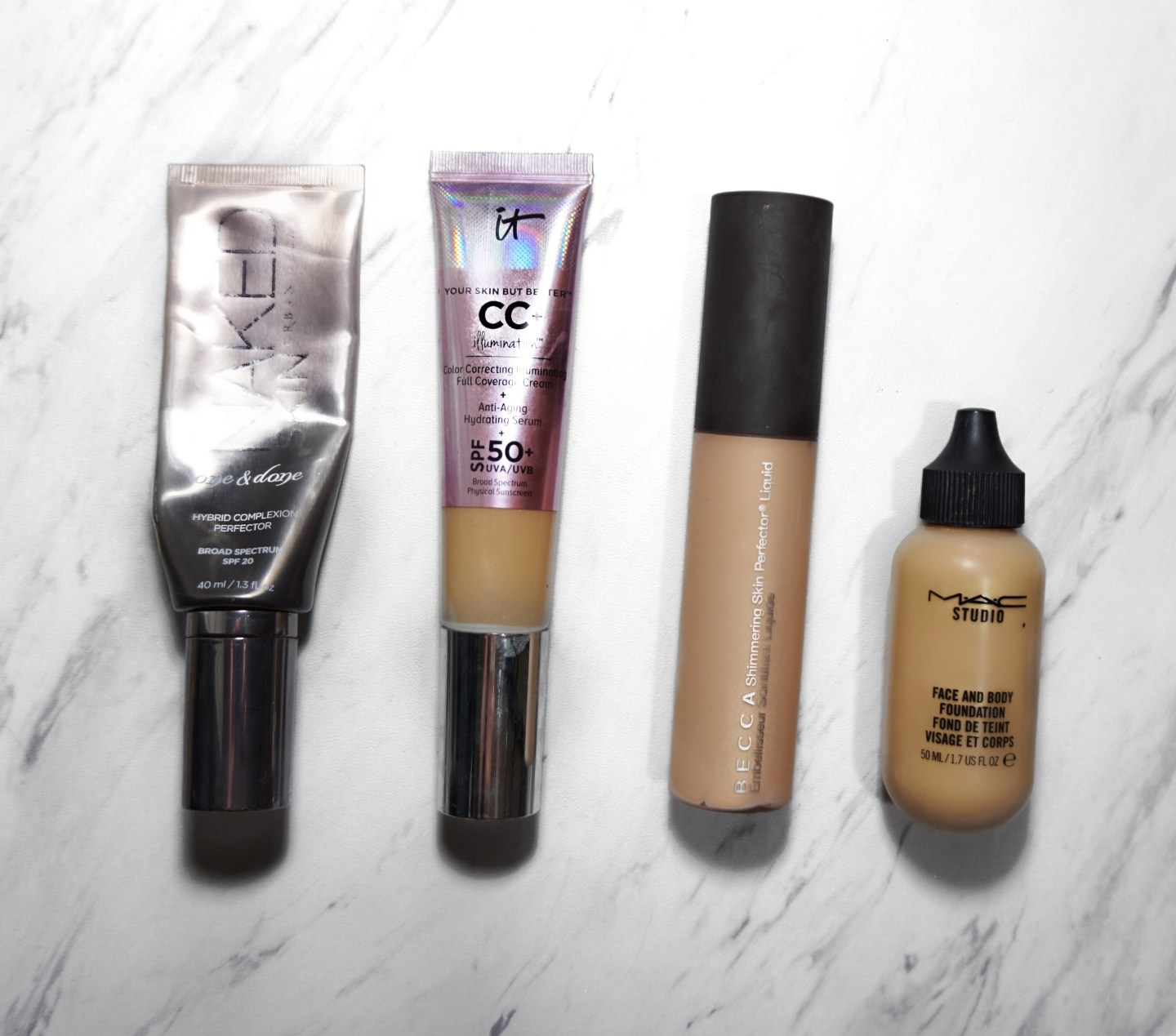 Lightweight Foundations for Oily Skin