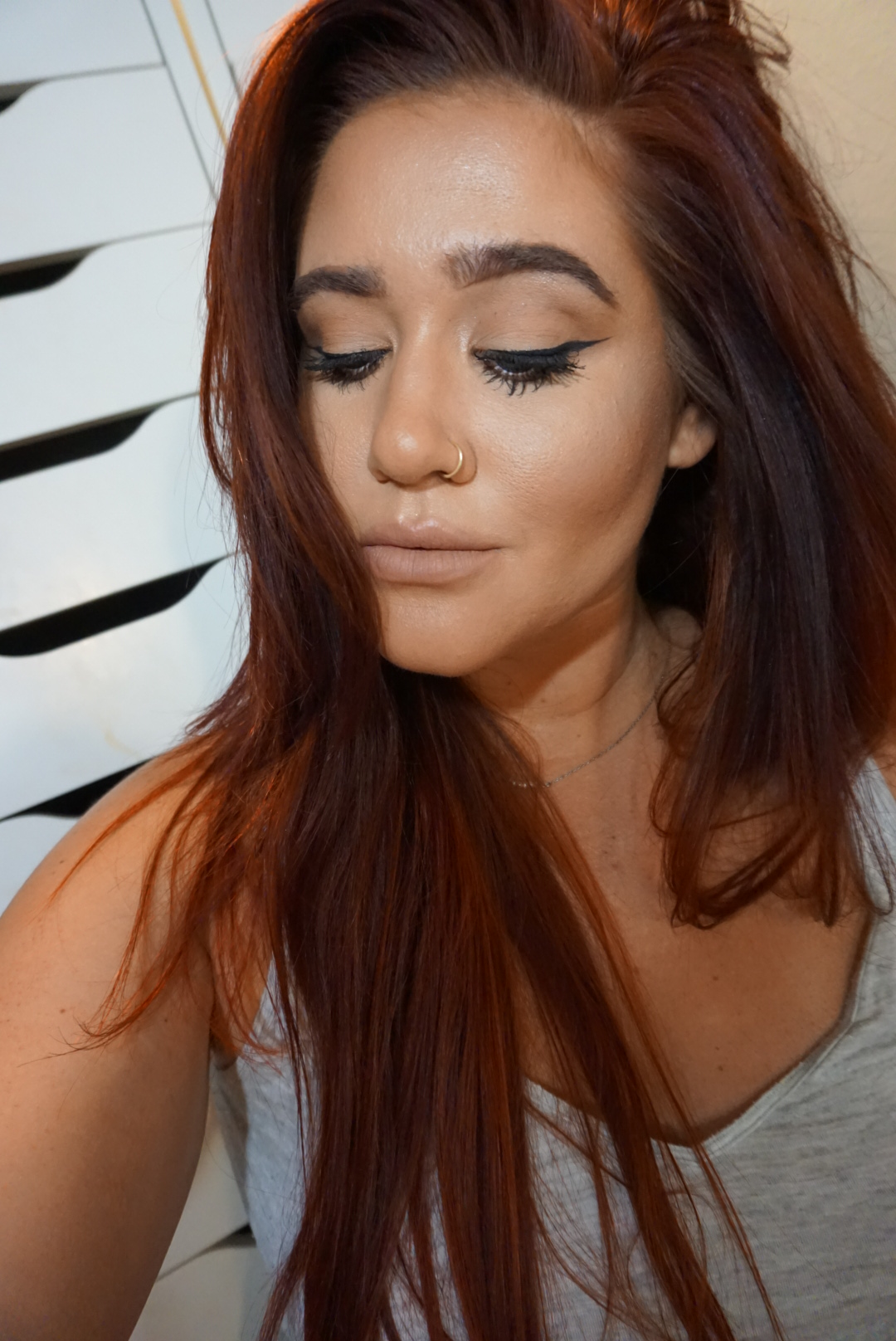 Lauren Conrad Inspired Simple Makeup Look