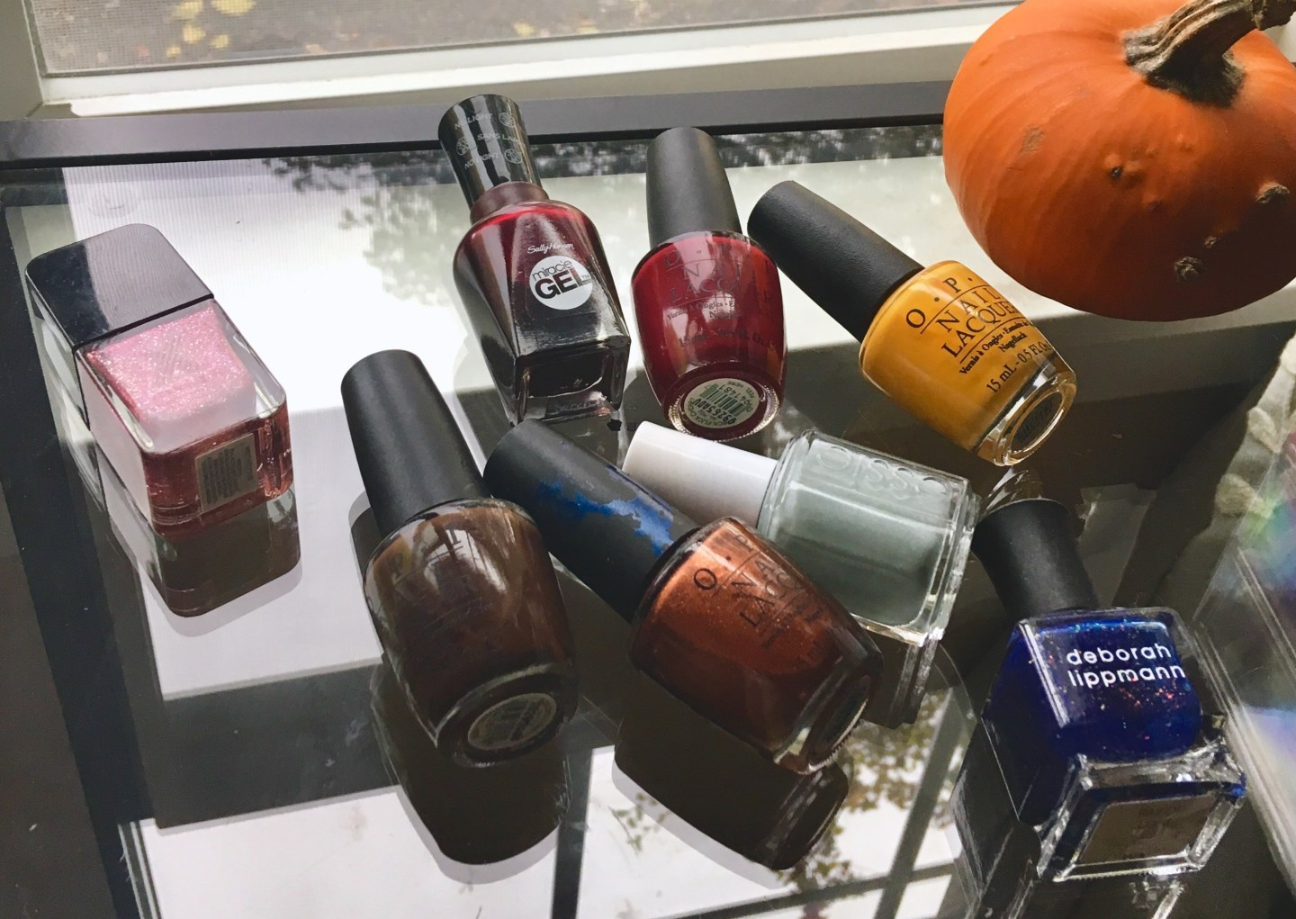 Nail Colors of the Month | October 2017