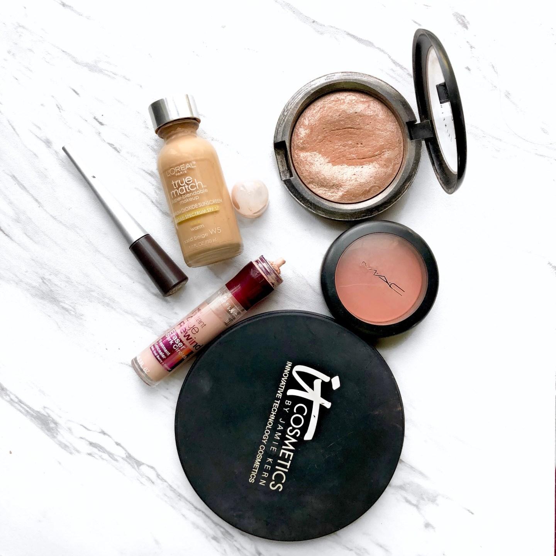 Tried & True Makeup Highlights