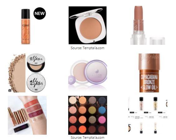 Makeup Release Ranking | Spring 2018