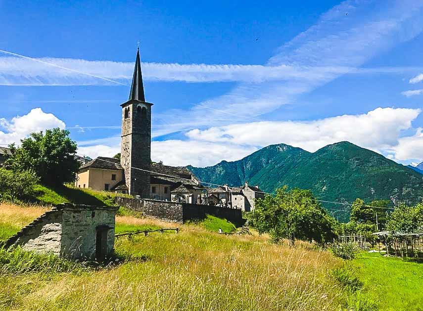 Cardezza, Italy