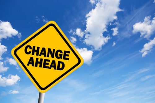 law of change