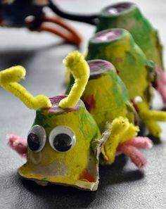 Creative Critters and Creatures