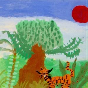 Jungle Art Safari