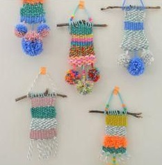Whimsical Wall hanging workshop
