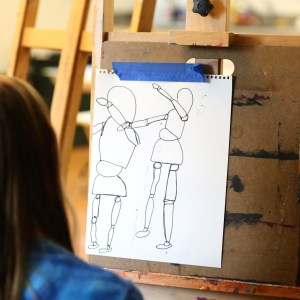 Building the Basics_Drawing for Teens