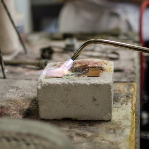 Intro to Metalsmithing 2