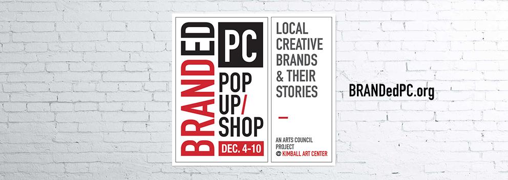 BRANDed PC Pop-Up Shop