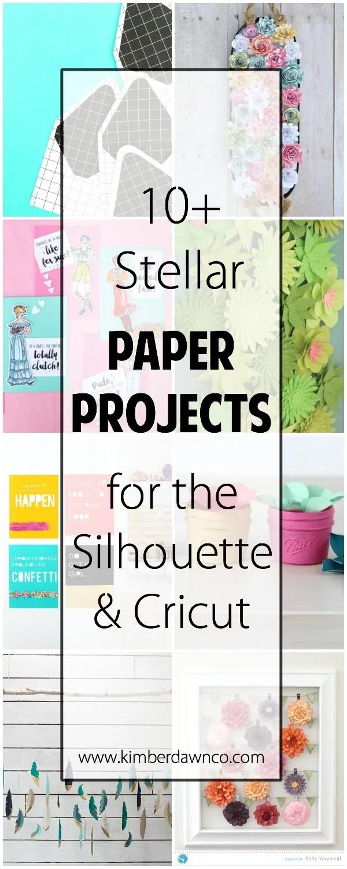 10+ Stellar Paper Projects   www.kimberdawnco.com