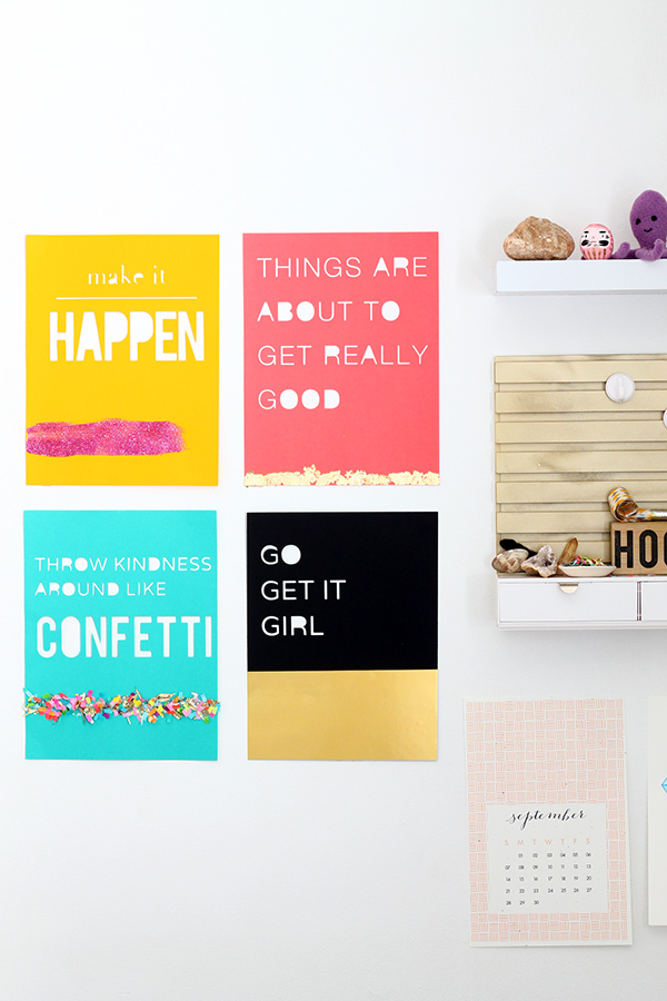 10+ Stellar Paper Projects | www.kimberdawnco.com