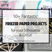 10+ Fantastic Freezer Paper Projects