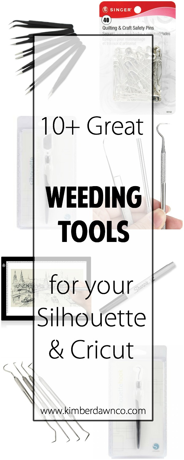 10+ Tools to Use for Weeding | www.kimberdawnco.com