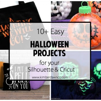 10+ Easy Halloween Projects