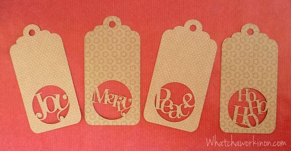 10+ Festive Christmas Projects for your Silhouette and Cricut | www.kimberdawnco.com