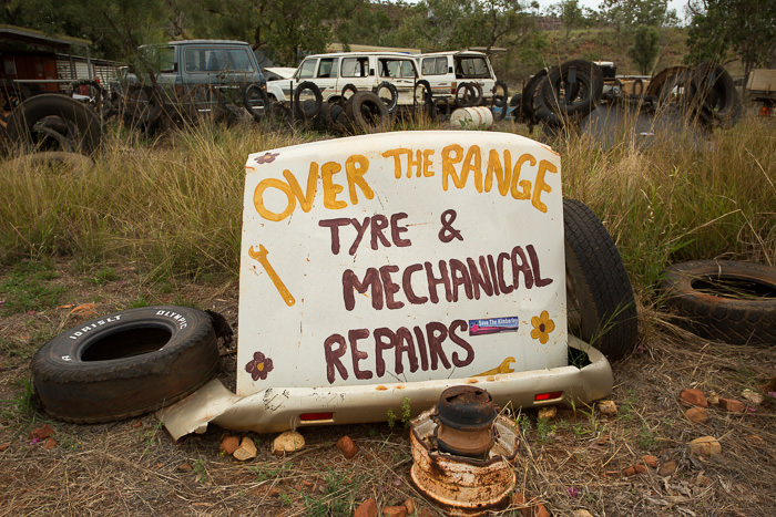 Over the Range Tyre and Mechanical Repairs