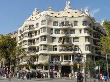 Beautiful Building in Barcelona