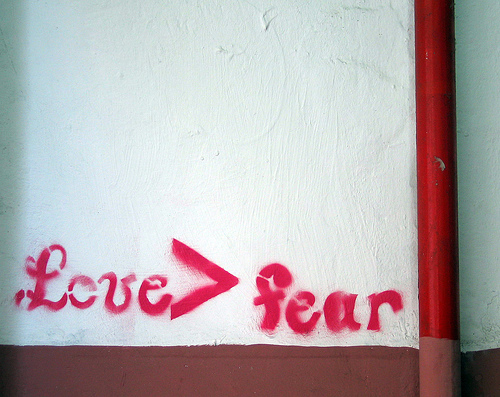 In Love with Fear