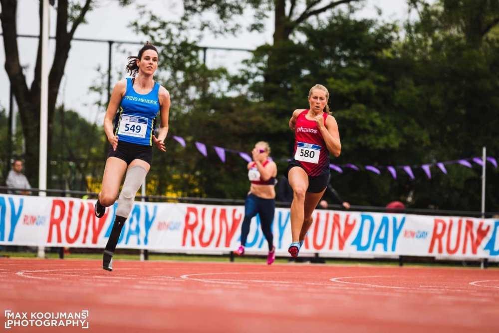 ONK Para-Atletiek 200m sprint
