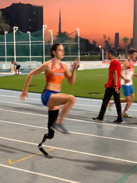 sprint training wk dubai