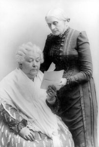 a short history of women's rights pioneers