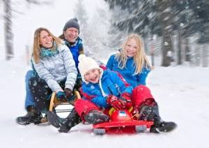fun family things to do in the winter