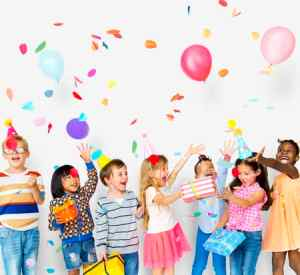 Fun birthday party places for kids