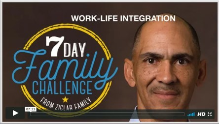 Family Comes First - Tony Dungy