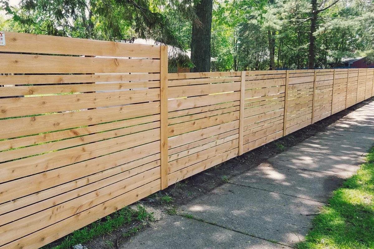 Kimberly Fence Supply Fence Gate Installation Warren Mi