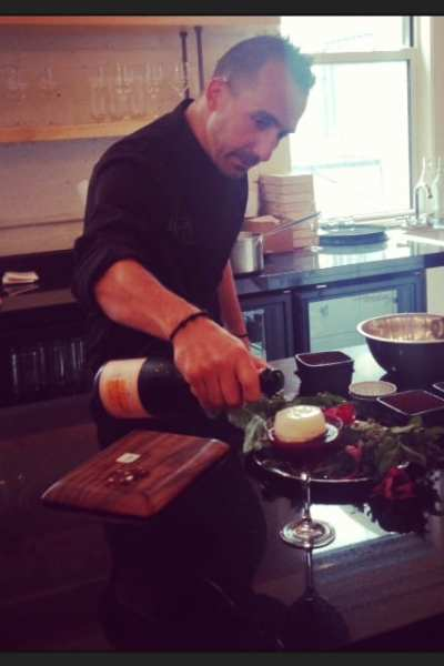 Cooking Lessons from Marc Forgione