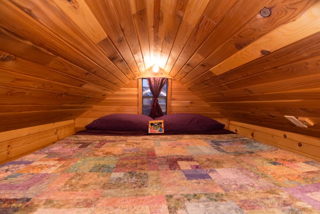 World S First Tiny House Hotel Thrives In Portland A