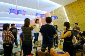 Adeline: bowling instructions