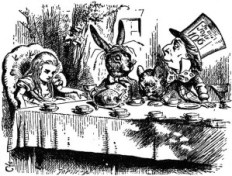 Alice in Wonderland (John Tenniel)