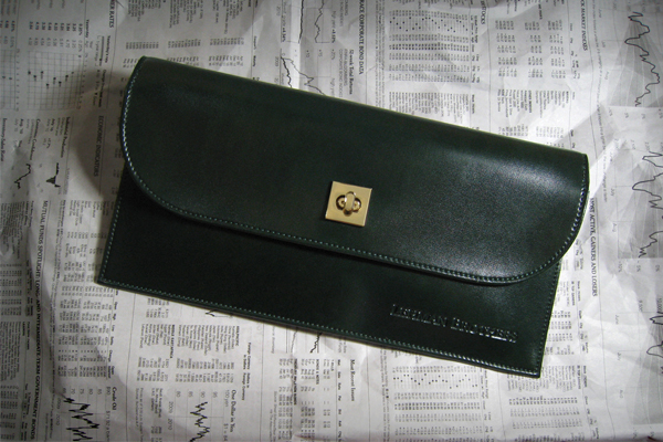 Bag Whore: The Lehman Brothers Clutch