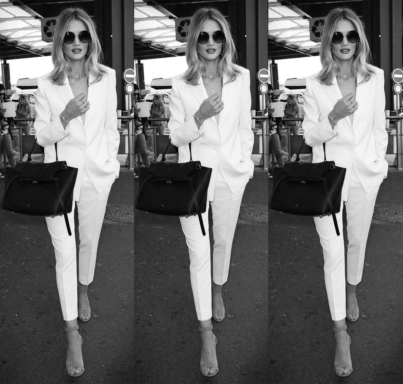Inspiration du Jour: Rosie in Cannes