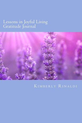Kimberly Rinaldi Gratitude Journal