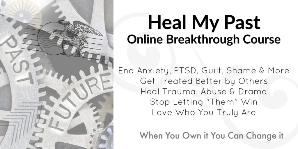 Heal My Past Online, Lessons in Joyful Living, Kimberly Rinaldi